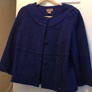 Blue Wool Caplet